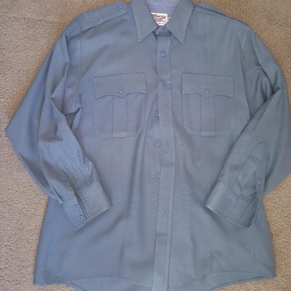 e8563a2e3430 elbeco/flying cross Shirts | Elbeco Mens Police Type Uniform Law ...